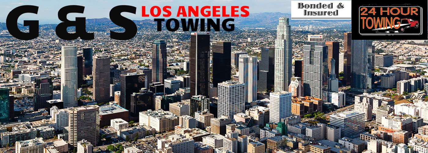AFFORDABLE LOS ANGELES CITY TOWING SERVICES
